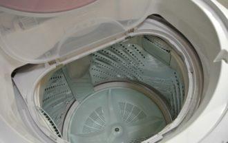 洗濯槽の臭い対策